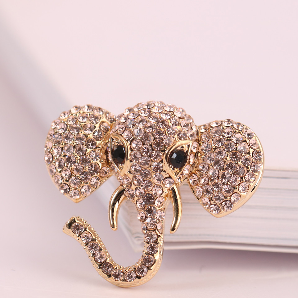 Animal Brooches WYC free shipping Cute Animal Brooches For Women Gift