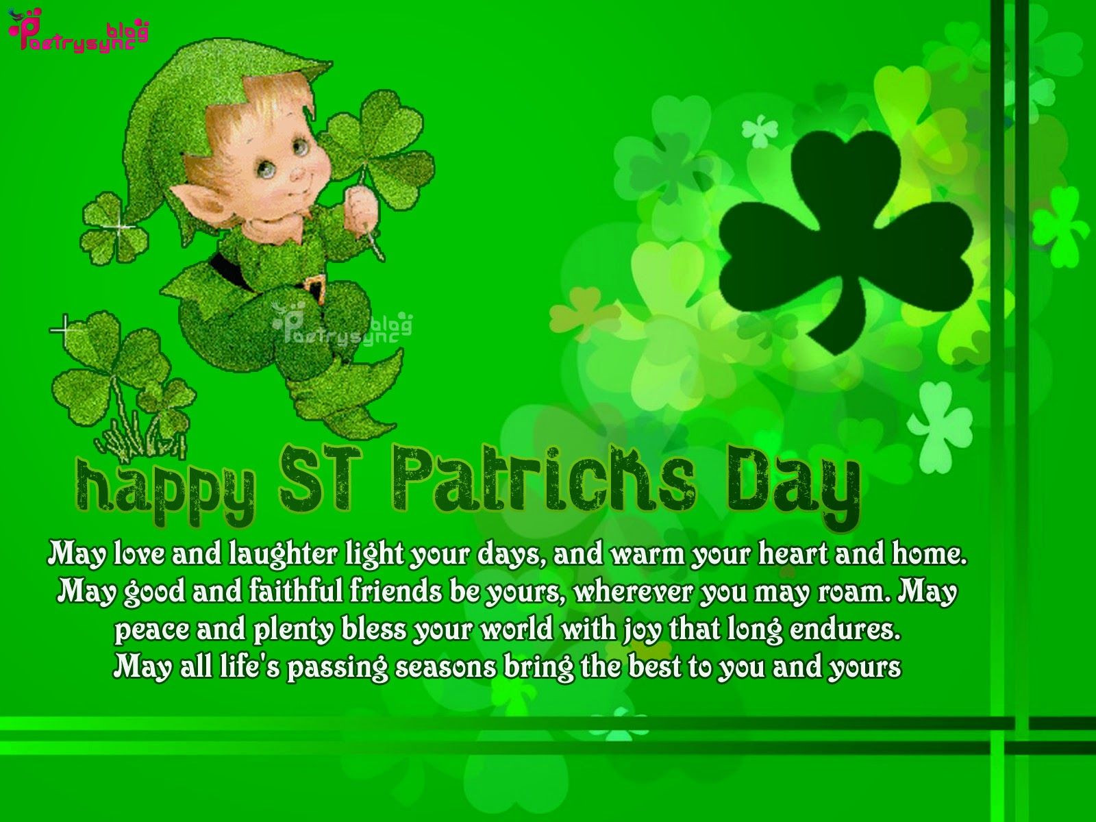 24 Ideas for Cute St Patrick Day Quotes - Home, Family ...
