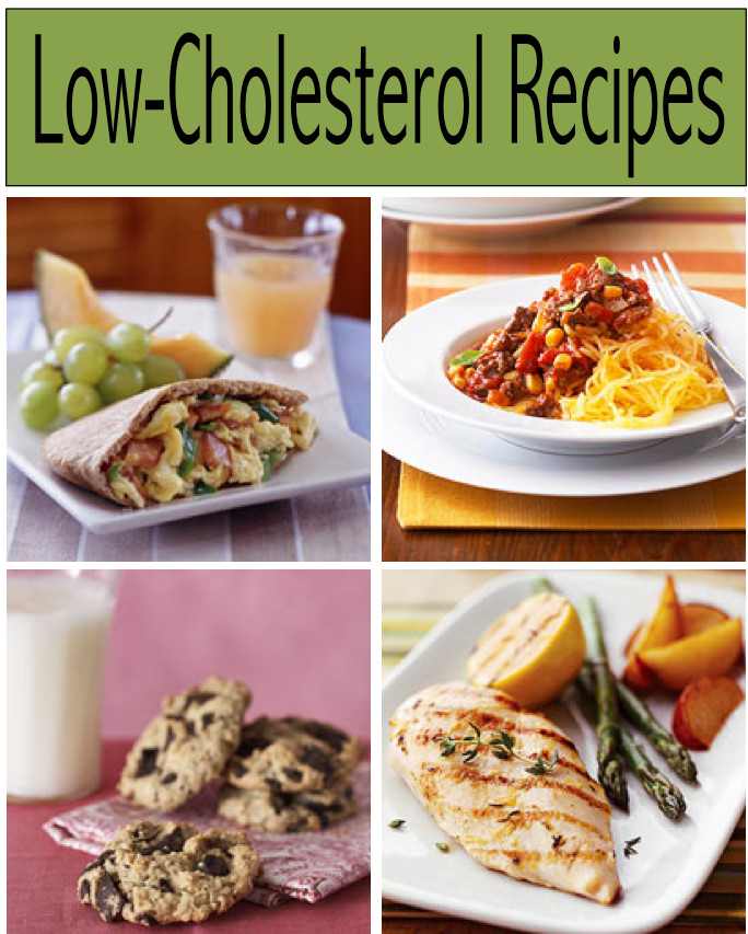 Recipes For Low Cholesterol Diet The Top 10 Low Cholesterol Recipes