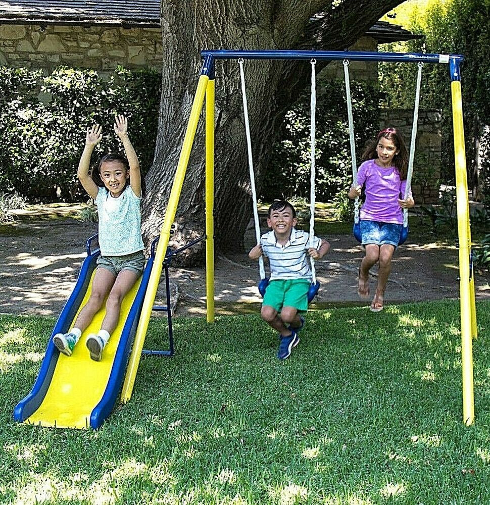 21 Insanely Gorgeous Swing Set Kids - Home, Family, Style ...